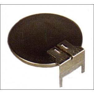 Accus Pile CPU: 3Vlt PLATE (Gottlieb)