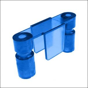 Couloir-Pont: D-E,SEGA,STERN - Bleu