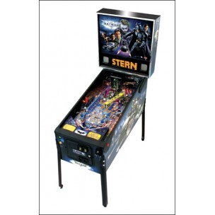 flipper d 39 occasion batman 39 stern 2010 anim 39 jeux. Black Bedroom Furniture Sets. Home Design Ideas