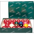 Jeu SNOOKER ARAMITH 52,4.mm x1