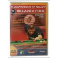 DVD: CHAMPIONNAT DE FRANCE 8 POOL