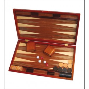 Backgammon: Bois Tradition (37x46.cm)