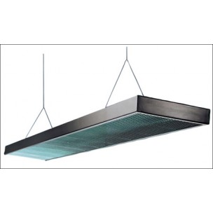 Luminaire COMPACT 247.cm (247x31x6, Lg.Cable:170)