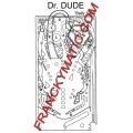 Kit Elastique DR DUDE 'Bally 1990