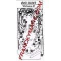 Kit Elastique BIG GUNS 'williams 1987