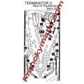 Kit Elastique TERMINATOR 3 'Stern 2003