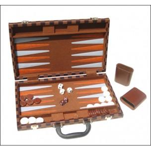 Backgammon: Design Vinyl (37x45.cm)